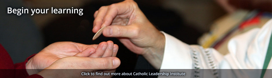 About Catholic Leadership Instititue